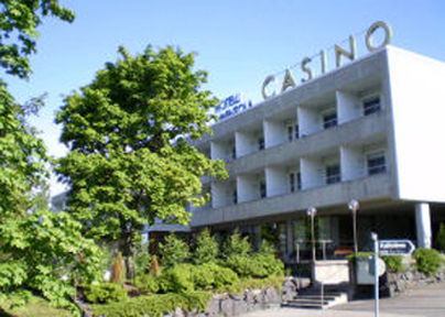 Best Western Spahotel Casino kylpylähotelli