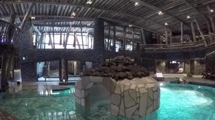 Rantasalmella panostetaan matkailuun: miljoonien hotelli- ja kylpylä kallion sisässä