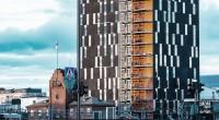 Sokoshotelli Torni avattiin Tampereen keskustaan