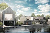 Helsingin Isosaareen suunnitellaan hotellia ja mökkikylää