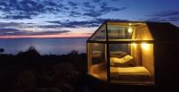 Nyt myös Vaasassa voi nauttia hotellitasoisista lasi-igluista!