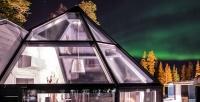Lappiin avattiin lisää hotellitason lasi-igluja