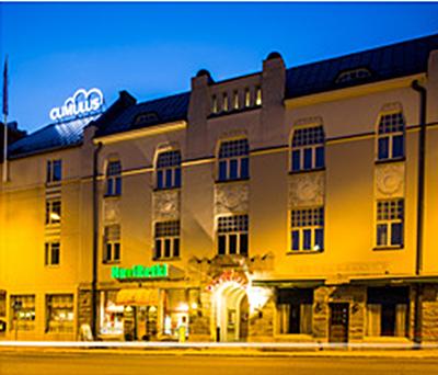 Edullinen hotelli Tampereen keskustassa: Uutuushotelli Dream Hotel